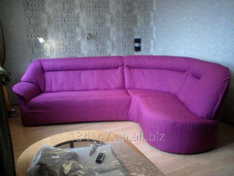 Заказать Пошив съемных чехлов на мебель, Чехол на угловой диван