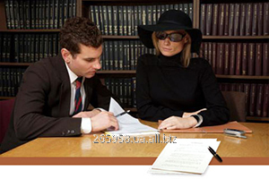 Юридические услуги при организации похорон