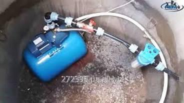 Монтаж приямков для скважин