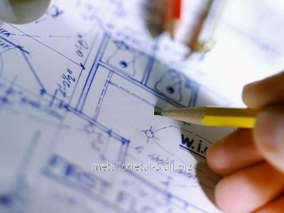 Разработка полного комплекта чертежей по предложенному техническому заданию