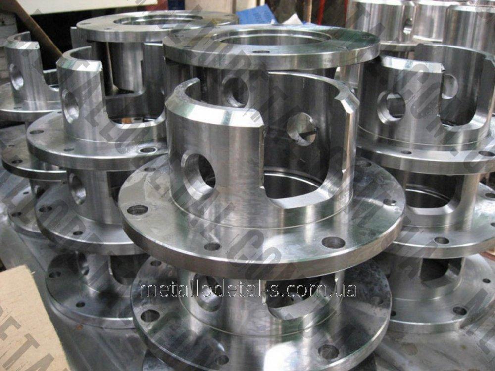Фрезерование внутренних поверхностей металла