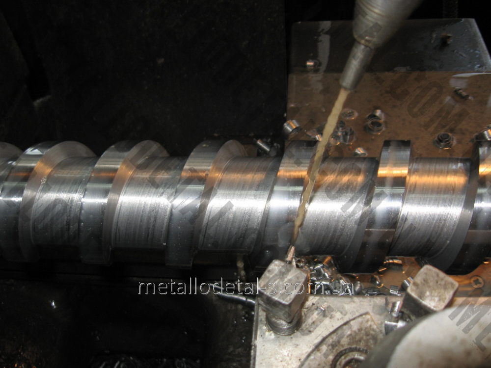 Создание рифленых поверхностей на металлических поверхностях