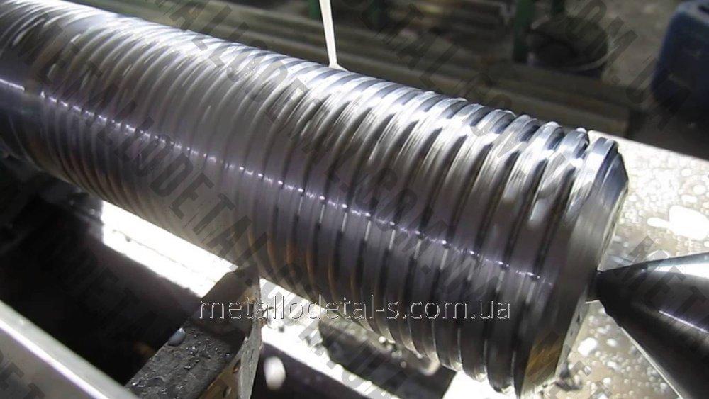 Нарезка резьбы, внутренней и наружной любых диаметров