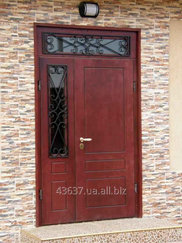 Заказать Двери входные с монтажем