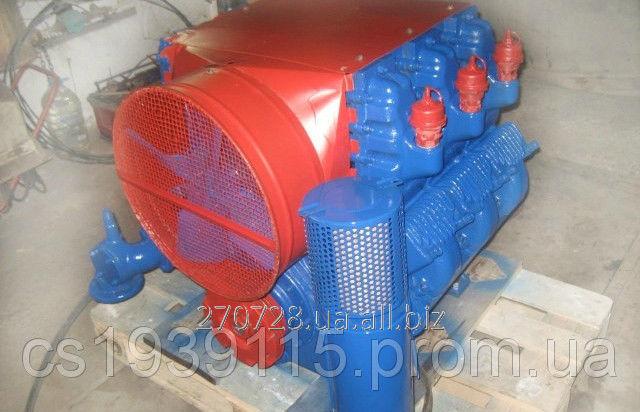 Заказать Ремонт компрессор ПК 5.25,двухступенчатый, четырехрядный, воздушный