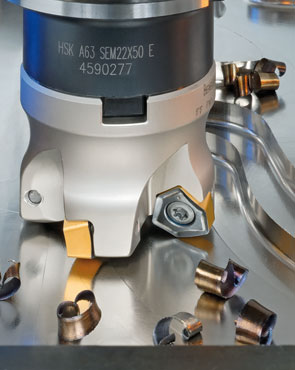 Milling works of varying complexity on the modern import equipment with ChPU