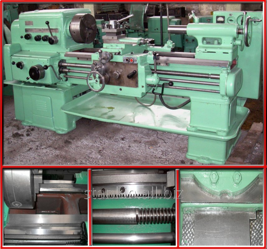 Order Overhaul turning, milling, drilling, grinders, including with ChPU