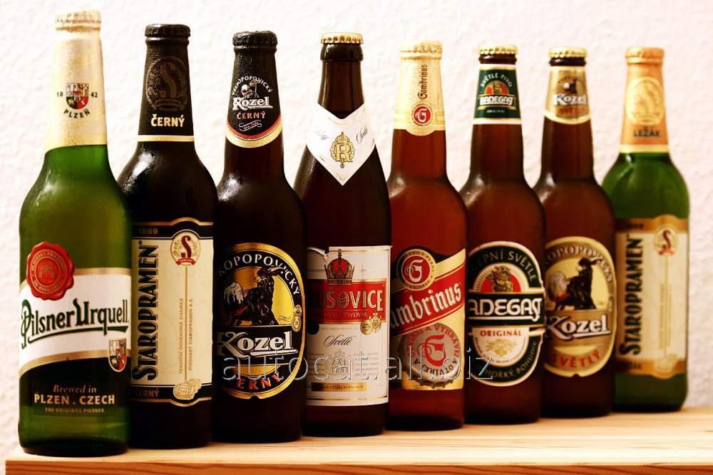 Перевозки слабоалкогольных напитков  (пива)