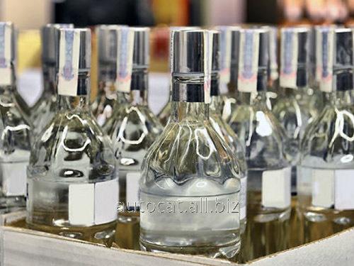 Перевозки ликеро-водочных изделий (водки) с России