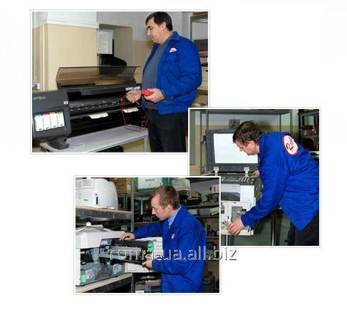 Заказать Поставка и ремонт оргтехники, печатных устройств