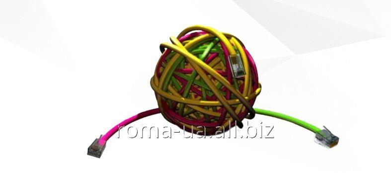 Заказать Проектирование и монтаж СКС — Структурированная кабельная система