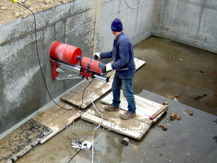 чем срезать бетон