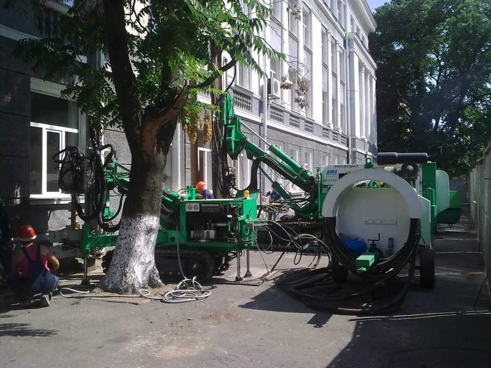 Тепловые насосы (монтаж установка) Одесса