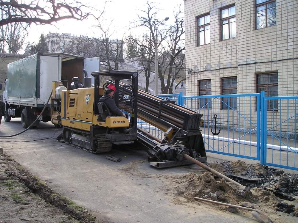 Услуги по горизонтальному бурению Одесса, Обесская область