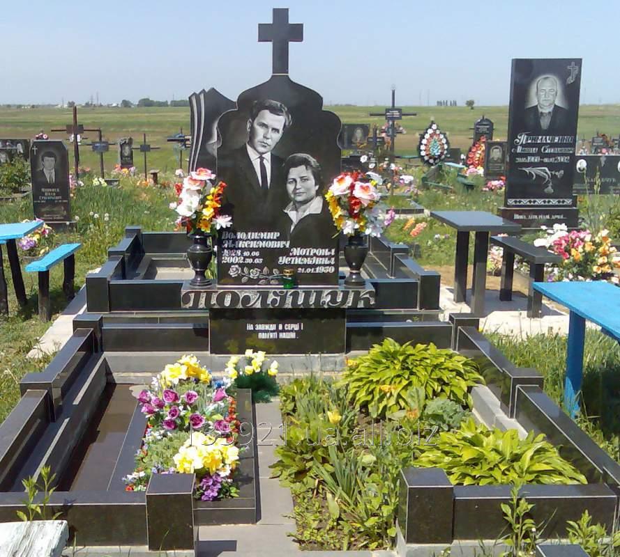 Заказать Изготовление надгробий, памятников Коростышев