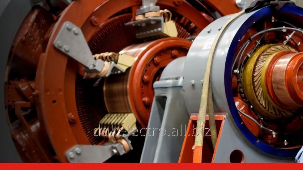 Заказать Ремонт і модернізація електричних машин та апаратів