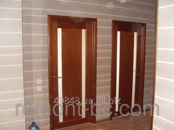 Заказать Установка межкомнатных дверей