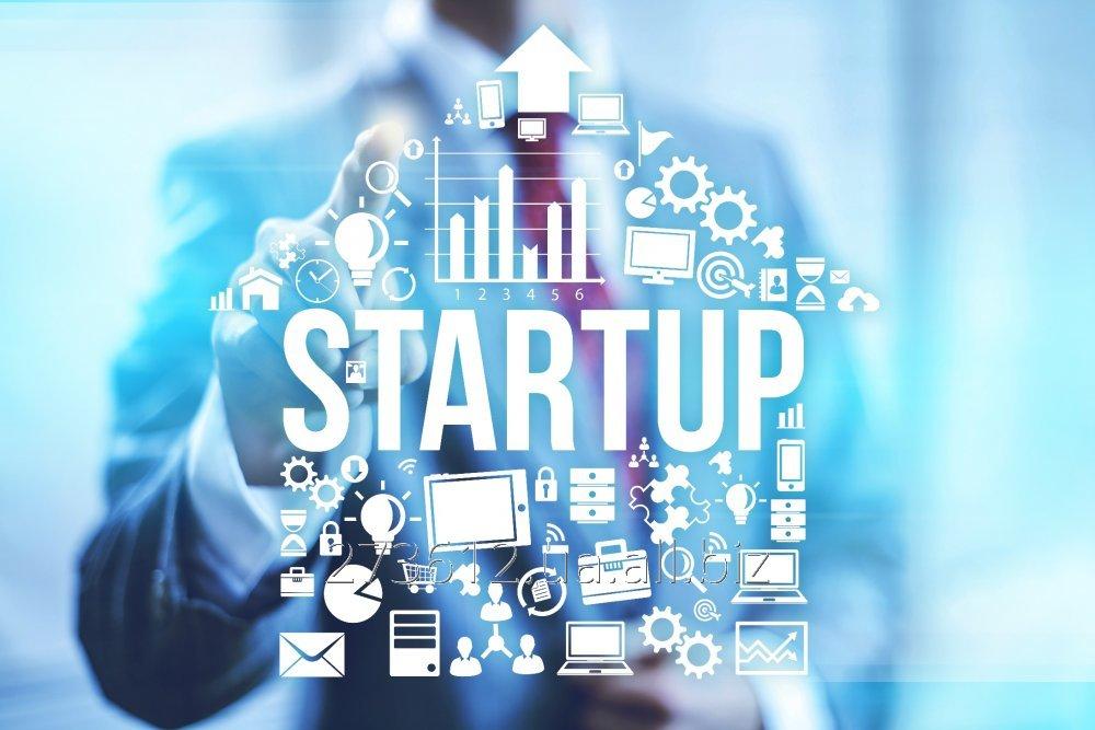 Заказать Startup: создание бизнеса под ключ (стартап)