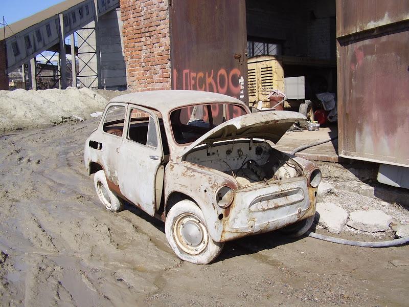 Заказать Пескоструйная очистка кузовов: легковых, грузовых, строй и с/г техники
