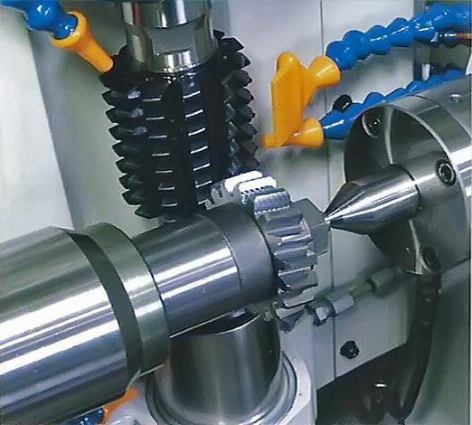 Order Gear-milling works