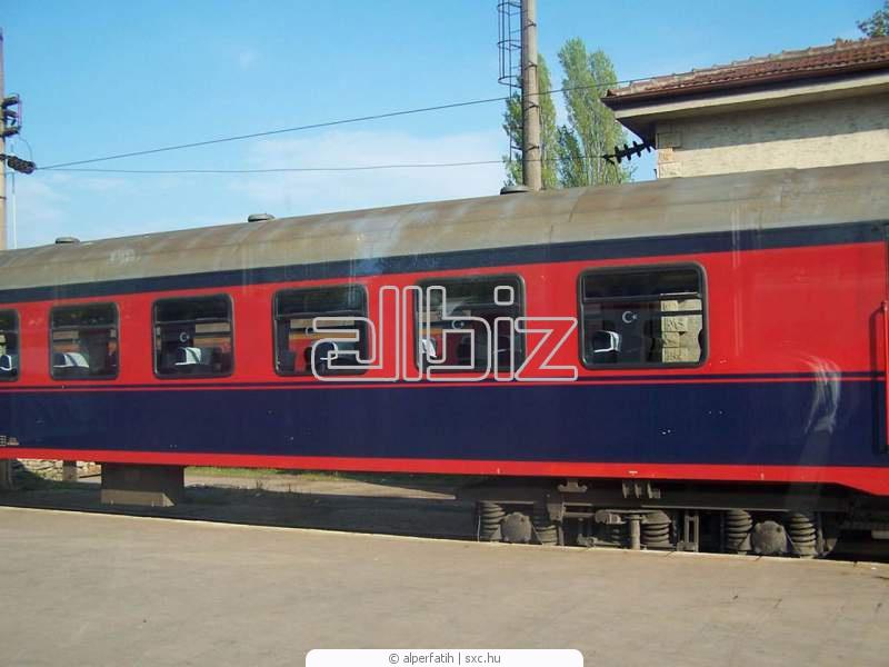 Заказать Ремонт железнодорожных вагонов