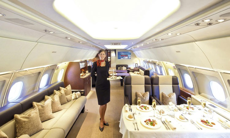 Order The VIP service (the organization of landing to flight, a meeting from flight, a catering, a transfer, hotel)