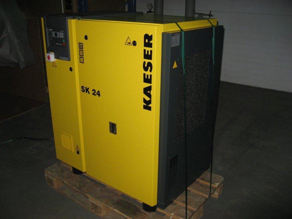 Аренда промышленного винтового компрессора с правом выкупа
