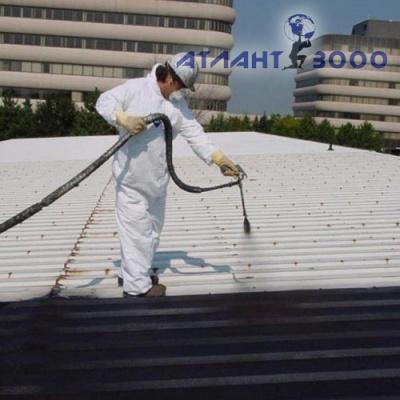 Заказать Гидроизоляция крыши жидкой резиной