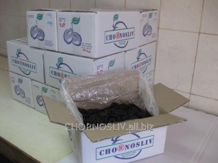 Заказать Производство качественного чернослива