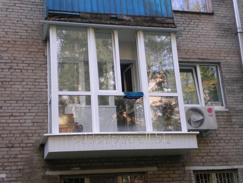 Заказать Металлопластиковые окна Кривой Рог