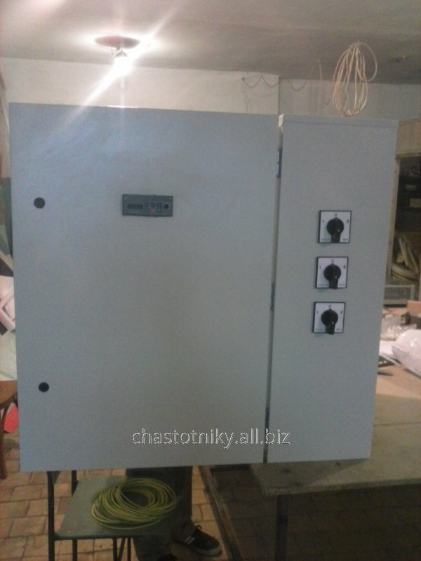 Order Cases of control of pumps (Shun)