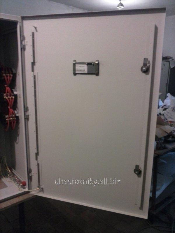 Шкафы регулирования насосами КРН «комфорт»