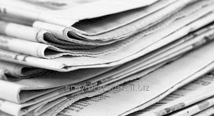 Газеты марка для макулатуры прием макулатуры мс 6б москва