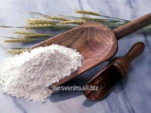 Переработка ржи( жита)