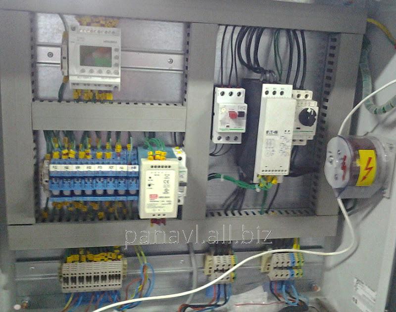 Заказать Внедрение автоматизированных систем для линий по производству пеллет