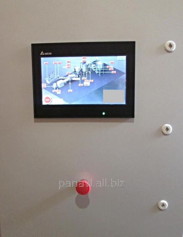 Заказать Монтаж систем автоматического управления для линий по производству пеллет