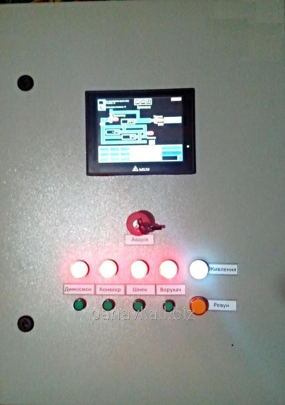 Заказать Разработка автоматизированных систем управления для линий по производству пеллет