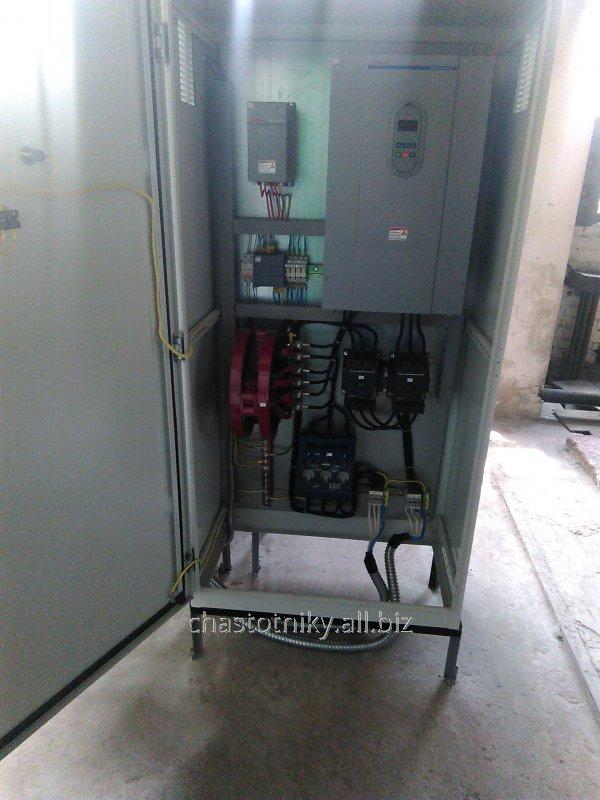 Монтаж и подключение шкафов автоматики по собственному ТУ