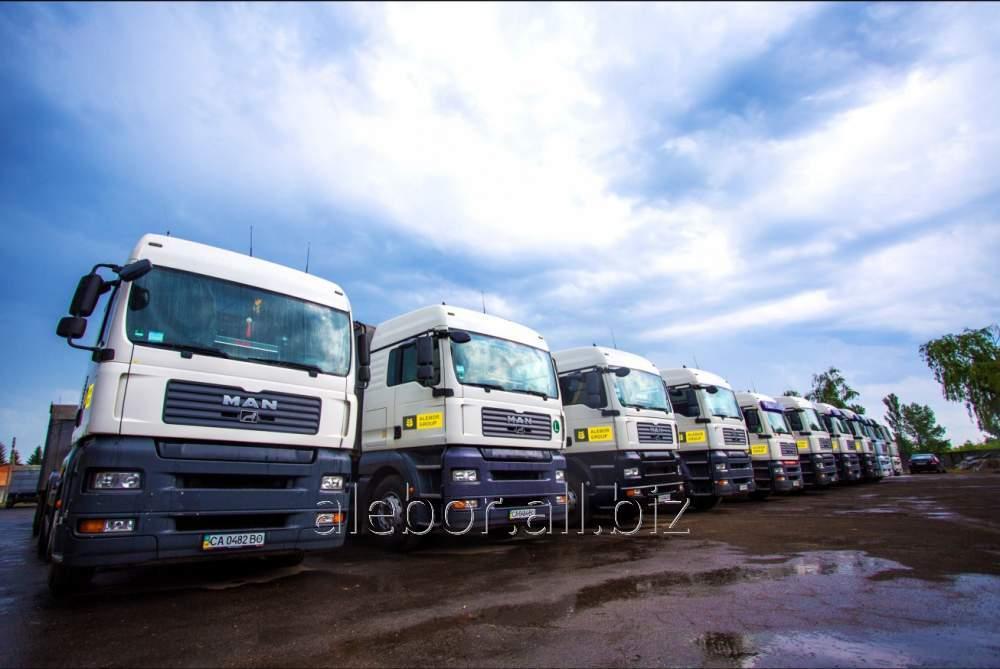 Заказать Доставка зерна в любую точку Украины