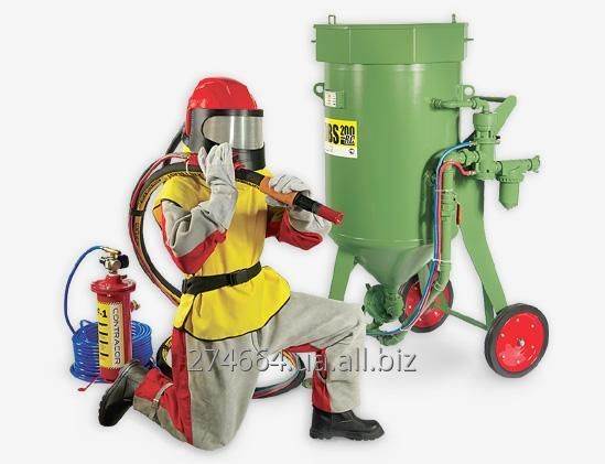 Order Abrazivostruyny cleaning