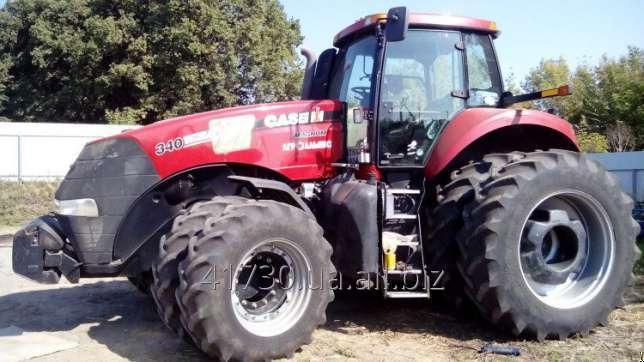Заказать Аренда тракторов CASE
