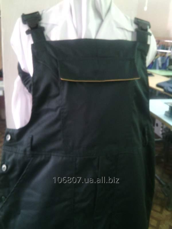 Заказать Пошив рабочей одежды