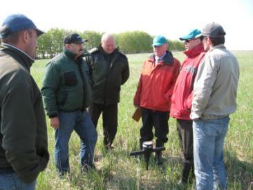 Заказать Технологическое сопровождение посева, защиты, питания, уборки полевых культур