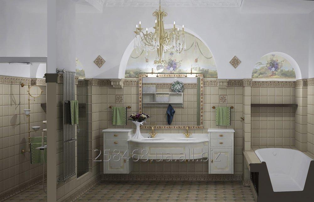 Заказать Дизайн интерьера ванной