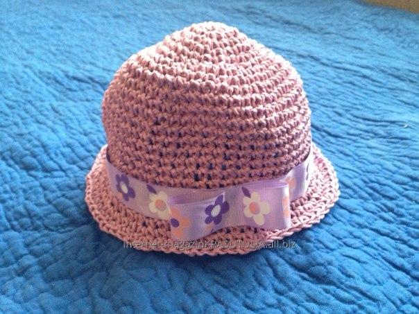 Заказать Детские шляпки на лето