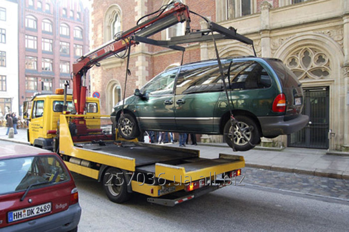Заказать Эвакуация легковых авто