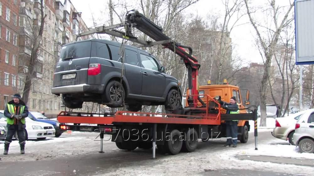 Заказать Термінова евакуація автомобілів