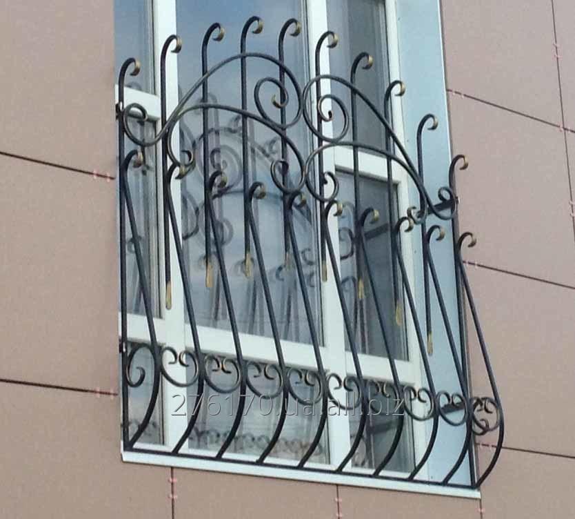 Заказать Кованные решетки на окна