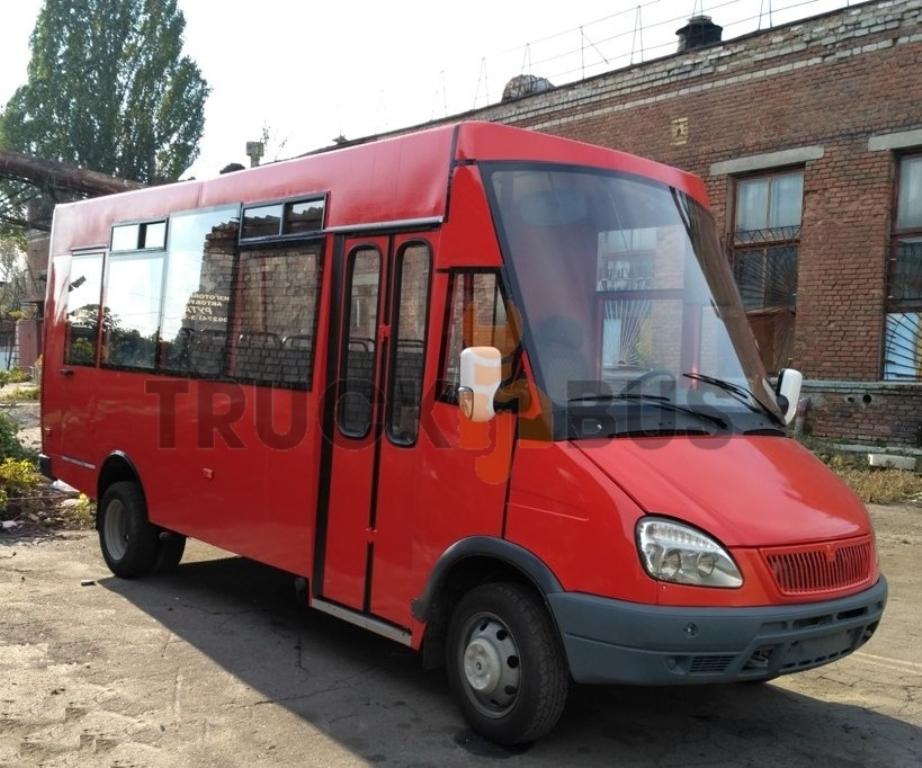 Восстановительный ремонт автобусов РУТА