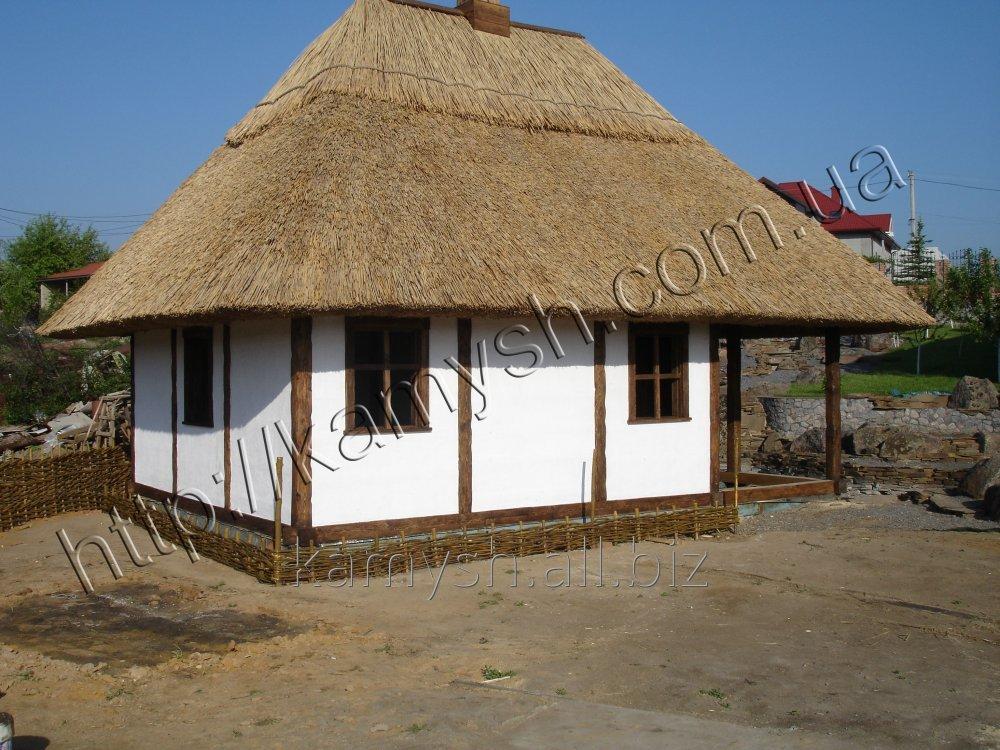 Заказать Строительство с использованием натуральных материалов